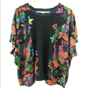 Akemi + Kin Anthropologie Rainforest Floral M/L